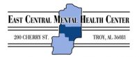 East Central Mental Health Inc in Troy, Alabama